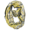 Wholesale Customized 100% Acrylic Neck Warmer Lady Decoration Colorful Printing Scarf