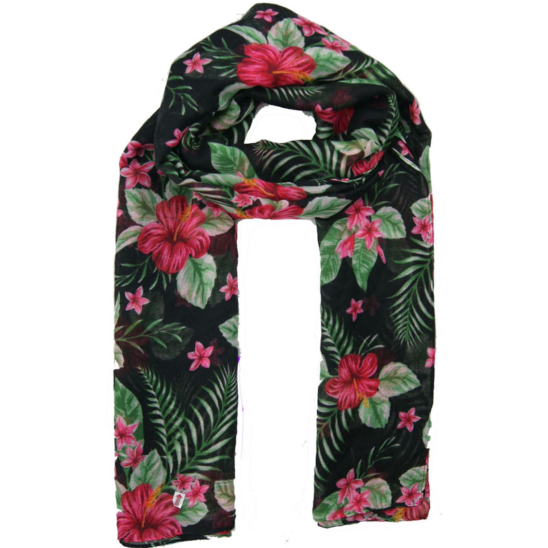 Classical Fashion Polyester Scarf with Jacquard Woven Scarf