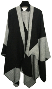 High Quality Wholesale Plaid Shawl Fashion Woven Shawl
