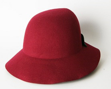 Lady Fashion Spring Autoumn Winter Wool Felt Hats Custom Wholesale Hat