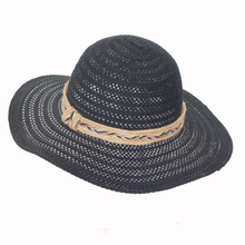Unisex Paper Straw Hats Wholesale Customized Summer Beach Hats