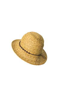 Manufacturer custom sun paper straw hat wholesale panama cowboy hat.