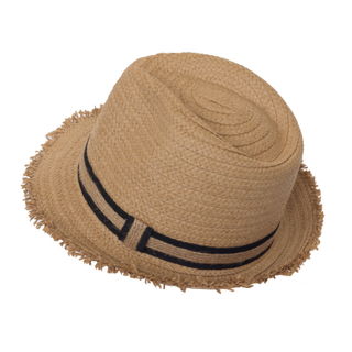 Unisex Raffia Straw Hats Wholesale Customized Summer Beach Hats with Ribbon